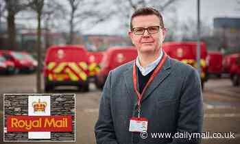 Royal Mail set to reveal profits have DOUBLED to more than £700million in pandemic