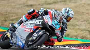 Frankreich-Grand-Prix: Moto2-Pilot Schrötter als Sechster mit Top-Saisonergebnis