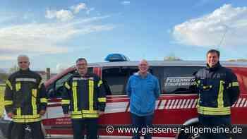 Die Staufenberger Wehr und der Feuerwehrarzt - Gießener Allgemeine