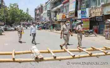 Coronavirus   Haryana extends lockdown till May 24 - The Hindu