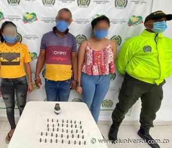 Tres presuntos miembros del Clan del Golfo caen en Playa Alta (Achí) - El Universal - Colombia