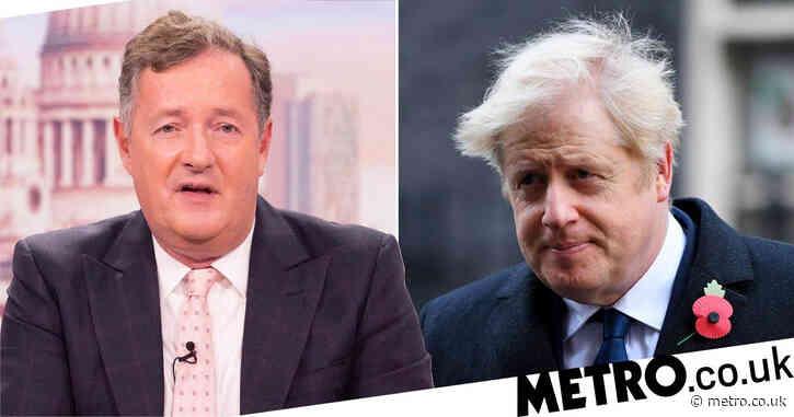 Piers Morgan claims Boris Johnson snubbed Life Stories invite as he prepares to grill Sir Keir Starmer