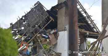 'Gas explosion' fundraiser hits £13k as child killed in horrific overnight blast