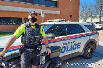 NBPS e-bike patrol will go where other police vehicles cannot