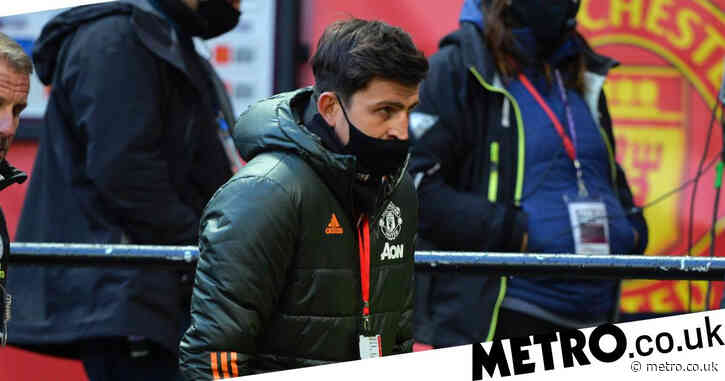Ole Gunnar Solskjaer provides fresh Harry Maguire injury update ahead of Manchester United's clash with Fulham