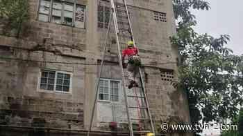 Por tercer día damnificados del edificio Capira reciben ayuda para recuperar enseres - TVN Panamá
