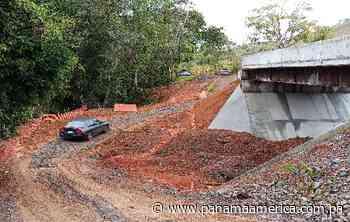Lluvias impactan los caminos de dos comunidades de Capira cuya obra de construcción fue abandonada - Panamá América