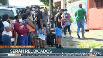Residentes de edificio Capira trasladan sus pertenencias a hoteles y albergues - Telemetro