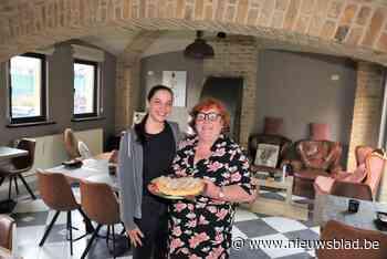 """Tearoom Bétottia verhuist naar woonkamer van zaakvoerster Claudia: """"We namen hier een mooie nieuwe start!"""""""