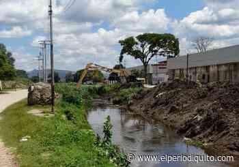 Diario El Periodiquito - Ejecutan plan de limpieza en el río de Turmero - El Periodiquito