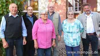 Ebern Alt-Dekanat Ebern: Bruno Deublein nicht mehr Vorsitzender des Senioren-Forums - Main-Post
