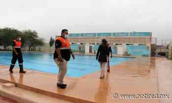 Las familias de General Escobedo ya podrán disfrutar de la temporada acuática - Notired Nuevo Leon
