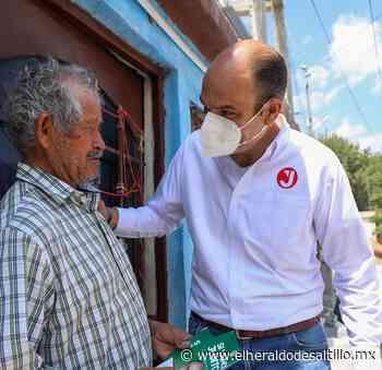Jericó atraerá más recursos para el campo de Coahuila - El Heraldo de Saltillo