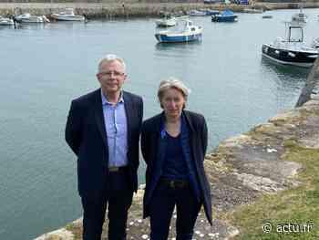 Départementales : Gilles Lelong et Stéphanie Coupé candidats dans le canton de Tourlaville - actu.fr