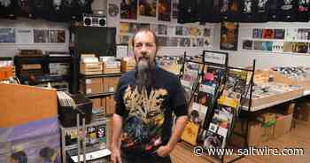 A good Ohm-N: Hit by fire and pandemic, Stellarton record store rises again | Saltwire - SaltWire Network