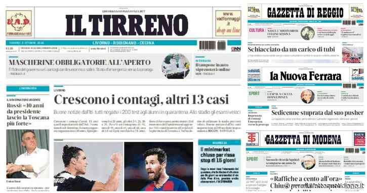Giornali ex Gedi, cronisti verso la Cig ma intanto l'editore tratta per La Nuova Sardegna. Oggi sciopero delle firme al Tirreno