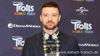 Justin Timberlake tobt sich mit Söhnchen Silas in Disney World aus - klatsch-tratsch.de