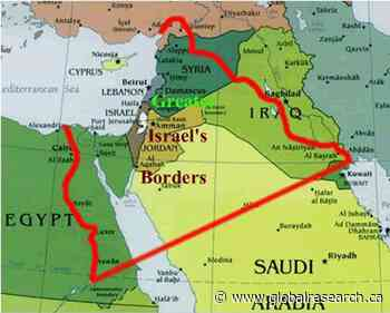 "Middle East and ""Greater Israel"": There Will be War"
