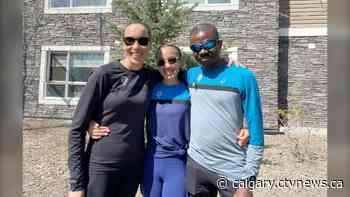 Calgary ultramarathoner runs 1000 kilometres in 10 days to win Great Virtual Run Across Tennessee - CTV Toronto