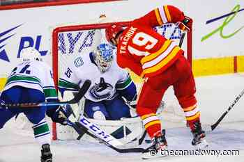 Canucks: 3 takeaways from 4-1 loss to the Calgary Flames - The Canuck Way