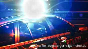 Auto nimmt Motorrad Vorfahrt: 20-Jähriger schwer verletzt - Augsburger Allgemeine