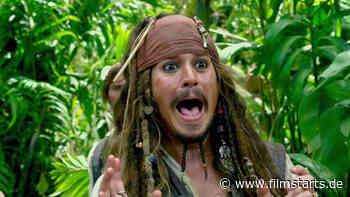 """Zum Jubiläum: Darum ist """"Pirates Of The Caribbean 4"""" mit Johnny Depp viel besser als sein Ruf - filmstarts"""