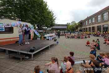 Leerlingen Albrecht Rodenbachschool kunnen voortaan ontstres... (Hove) - Gazet van Antwerpen
