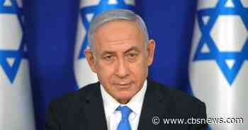 """Netanyahu defends strikes on Gaza, says Israel will do """"whatever it takes to restore order"""""""