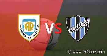 Goleada de Atlético Rafaela 4 a 1 sobre Almagro - infobae