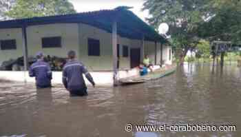 Contabilizan otras 50 viviendas anegadas por crecida de ríos Guanare y Portuguesa - El Carabobeño