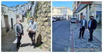 Mejora de calles y espacios públicos de Bérchules y Alpujarra de la Sierra - Europatropical