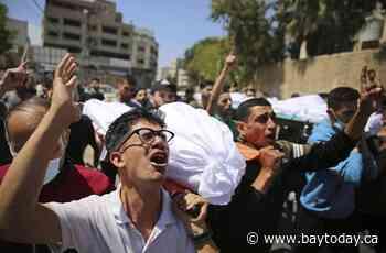 Israel kills 42 in Gaza as Netanyahu warns war will go on