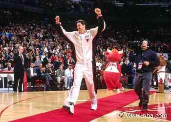 Toni Kukoč named to the Naismith Memorial Basketball Hall of Fame