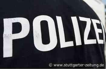 Vorfall bei Mulfingen - Lastwagenfahrer gibt Limonade statt Urinprobe ab - Stuttgarter Zeitung