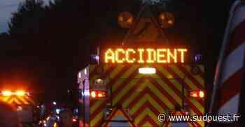 Mios : accident de poids lourds sur l'A63 - Sud Ouest