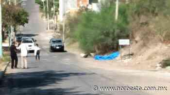 En Montebello, Culiacán, hallan muerto a hombre y envuelto en una lona - Noroeste