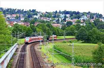 Öffentlicher Nahverkehr in Leinfelden-Echterdingen - Kleine Erfolge für Schienenlärm-Geplagte - Stuttgarter Nachrichten