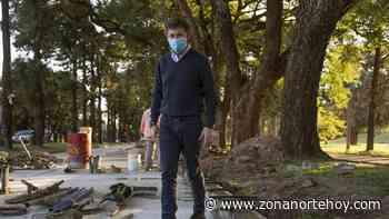 Posee recorrió el nuevo pavimento en Villa Adelina - zonanortehoy.com