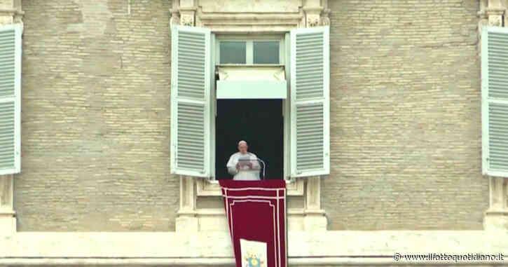 """Gaza, Papa Francesco: """"Davvero pensiamo di costruire la pace distruggendo l'altro?"""""""