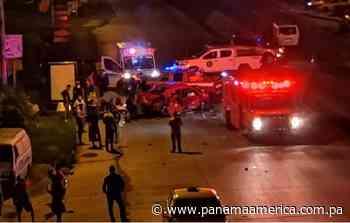 Vuelco de un automóvil en Arraiján deja una mujer muerta y dos hombres lesionados - Panamá América