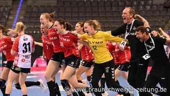 Finale in Stuttgart: Bietigheims Handballerinnen gewinnen erstmals DHB-Pokal