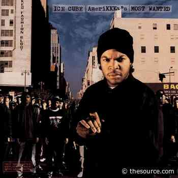 The Source |Today in Hip-Hop History: Ice Cube's Dropped His First Solo LP 'Amerikkka's Most Wanted' 31 Years Ago - The Source Magazine