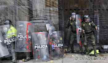 Autoridades piden acciones legales y judiciales por abuso policial en Tunja - Caracol Radio