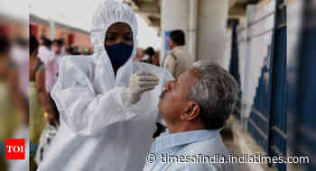 Coronavirus live updates: First batch of anti-Covid drug 2-DG to be released on Monday - Times of India