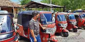 Mototaxistas de Pasaquina denuncias acoso - La Prensa Grafica