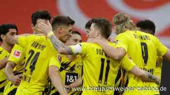 33. Spieltag: BVB macht Champions-League-Einzug perfekt: Sieg in Mainz