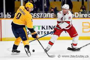 Hurricanes, Preds set to open first-round playoff series