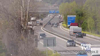E78: chiuso fino al 30 aprile il tratto Bellocchi-Calcinelli per lavori - Occhio alla Notizia - Occhio alla Notizia
