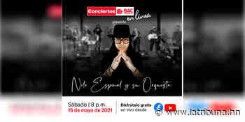 Conciertos BAC Credomatic en línea presenta hoy a Nilo Espinal y su Orquesta - La Tribuna.hn