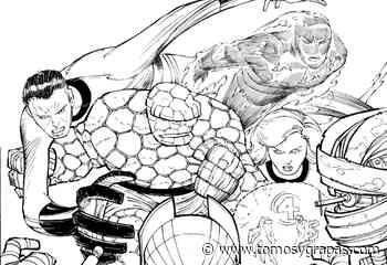 John Romita Jr. dibujará el 60 Aniversario de Los 4 Fantásticos - Tomos y Grapas
